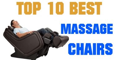 Top 10 Best Massage Chair