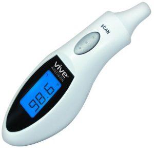 Vive Precision Ear Thermometer