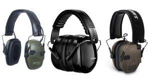 electric earmuffs