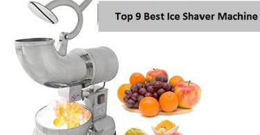 Best ice shaver machine
