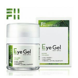 Forest Heal Eye Gel With Collagen Peptides and Niacinamide
