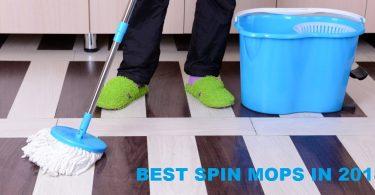 best spin mops in 2018