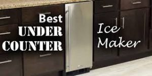 best undercounter ice maker