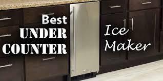 best undercounter ice maker