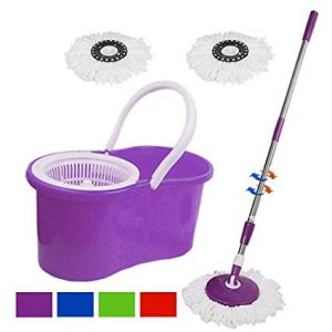 goplus Microfiber Spinning Magic Spin Mop