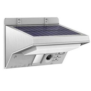 iThird 21 LED 330LM Solar Powered Flood Lights