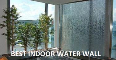 indoor water wall