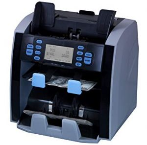 CARNATION Bank Grade Money Counter Machine