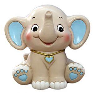 CHOOLD Cute Cartoon Elephant Piggy Bank