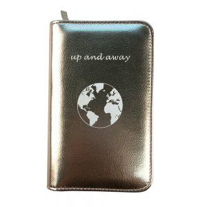 Lovie Style Phone Charging Waterproof Passport Holder