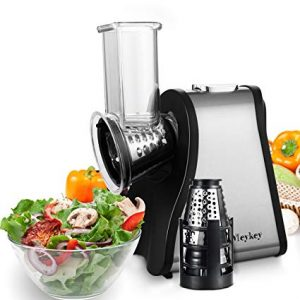 MeyKey Professional Salad Maker Electric Slicer Shredder