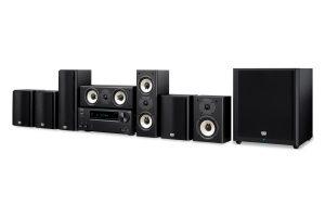 Onkyo THX Certified 7.1-Channel Surround Sound Speaker System