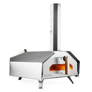 Ooni 3 Portable Wood Pellet Pizza Oven