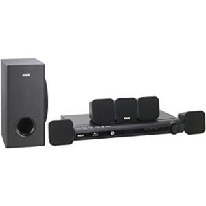 RCA RTB10230 Home Theater System