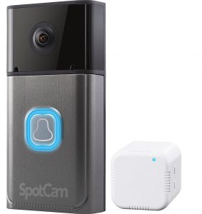 SpotCam Video Doorbell