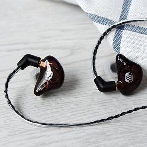 BASN Bsinger+PRO Dual Drivers in-Ear Monitor Headphones