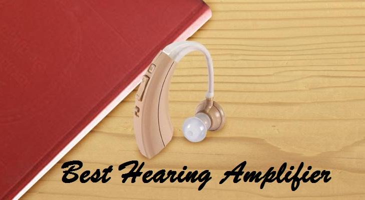 Best Hearing Amplifier