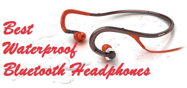 Best Waterproof Bluetooth Headphone