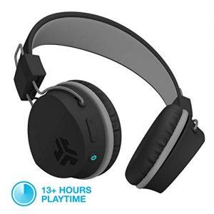 JLAB JK2-BLK-RTL Audio JBuddies Kids-folding, Volume Limiting Headphones