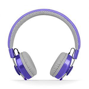 LilGadgets Untangled Pro Premium Children's Kid's Wireless Bluetooth Headphones