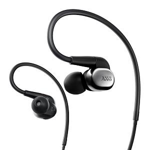 AKG N40 Customizable High-Resolution in-Ear Headphones1