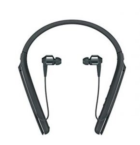 Sony Premium Noise Cancelling Wireless Behind-Neck in Ear Headphones