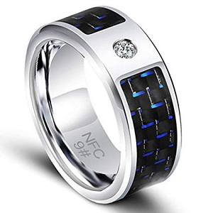 Wang Yaqin Smart Ring