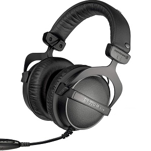 Beyerdynamic DT 770M 80Ohm Over-Ear-Monitor black Headphones