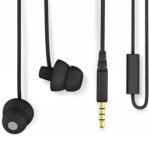 MAXROCK (TM) Unique Total Soft Silicone Earbuds