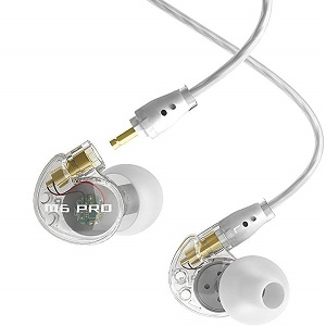 MEE audio Universal-Fit Noise-Isolating Musician's In-Ear Monitors