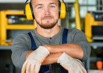 construction earmuffs for ear protection