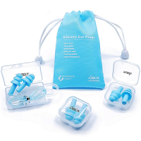 ANBOW Waterproof Noise Reduction Earplugs
