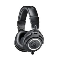 Audio-Technica ATH-M50x Professional Studio Monitor DJ Headphones
