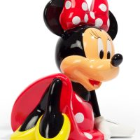 Disney Minnie Mouse Ceramic Coin Bank