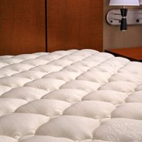 Extra Plush Fitted Mattress Topper
