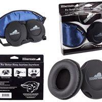 Hibermate Sleep Mask With Ear Muffs