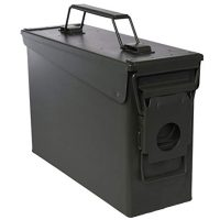 Ivation Ammo Can Box Storage