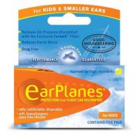 Original Children's EarPlanes by Cirrus Healthcare Ear Plugs