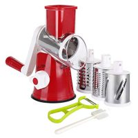 Ourokhome Manual Rotary Cheese Grater Salad Maker