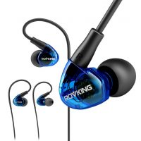 ROVKING Wireless Motorcycle Ear Buds 5.0 Bluetooth Earbuds with Mic