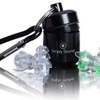 Reusable Noise Reduction Earplugs