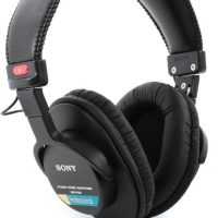 Sony MDR-7506 Professional DJ Headphones
