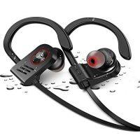 WIEZ IPX7 Waterproof Bluetooth Headphones