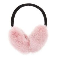 ZLYC Unisex Simple Classic Faux Fur Earmuffs Adjustable Earwarmer Winter Accessory
