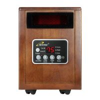 iLIVING Infrared Portable Space Heater